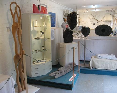 andere Ansicht ins Atelier Donnerkeil