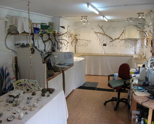 Das Atelier Donnerkeil auf Kap Arkona begrüsst Sie herzlich!