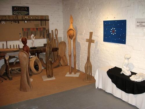 Ansicht Atelier Donnerkeil auf Kap Arkona Abt.: 2.